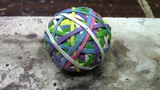 Repeat youtube video RHNB-Rubber Band Ball