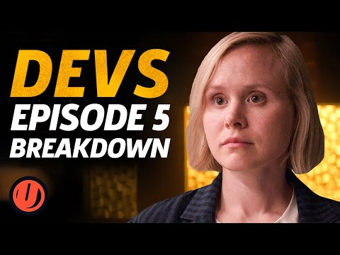 Devs Episode 5 Explained - Theories, Characters, And Plot Breakdown