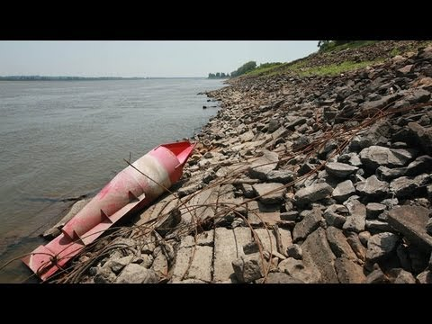 Drought Hampers Mississippi River Transportation