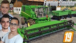 """Rzepak, Mleko, Jajka, Krowy! Czyli zarabianie i wydawanie kasy! ✔ FS 19 """"od Zera do Farmera""""#80 MST"""