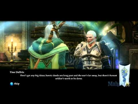 Kingdoms of Amalur: Reckoning Walkthrough - 27 Rallying Cry and The Road Patrol
