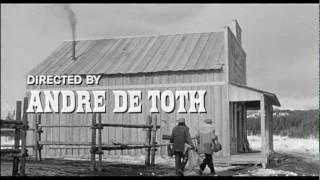 André De Toth - (1959) Day of the Outlaw -- titles
