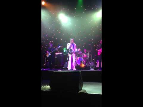 Elvis To The Max at Adelaide Entertainment Centre from Maria's phone