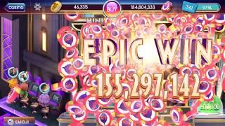 POP! SlotS Casino on IOS :: NewYork :: KONG Game//--//Win KONG Bonus