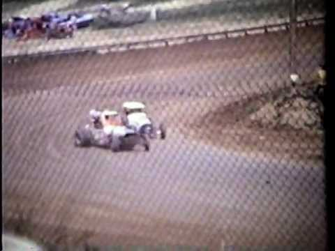 1972 AMARILLO NCRA SUPERMODIFIED RACE