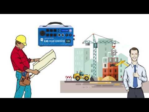 Comparing Solar Emergency Generator Power Packs