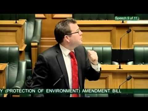 Environmental Protection Authority  Amendment Bill - First reading - Part 10