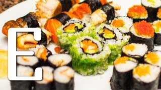 Суши и роллы — рецепт Едим ТВ