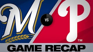 Daily Recap: Christian Yelich smacked two home runs, while Yasmani ...