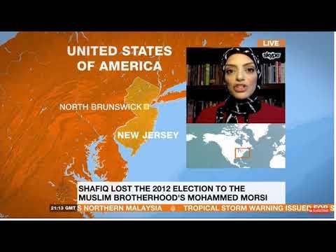 Dalia Fahmy on Ahmed Shafiq Egyptian Presidential candidacy and UAE obstruction