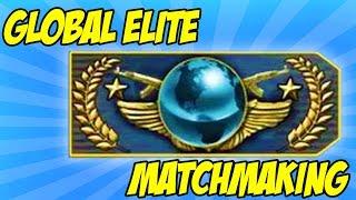 Cs ide matchmaking global elite