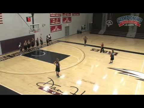 AAU Coaching Girls Basketball Series: Offensive Fundamentals