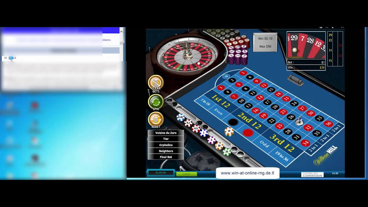 Online Roulette System