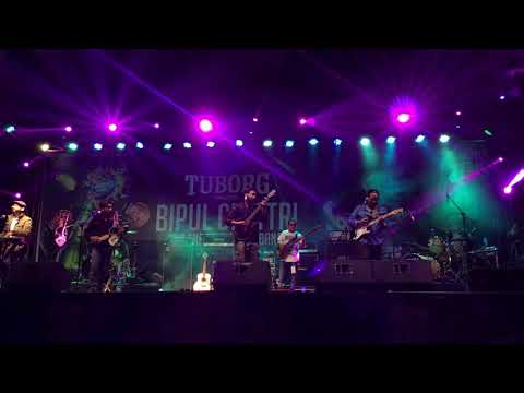 Bipul xetri first concert in Dharan