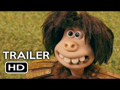 Early Man Official Trailer #2 (2018) Eddie Redmayne, Tom Hiddleston Animated Movie HD