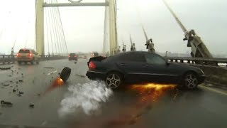 Car Crash) very Shock dash camera 2019 NEW By Top Speed Motor HD (28) HD