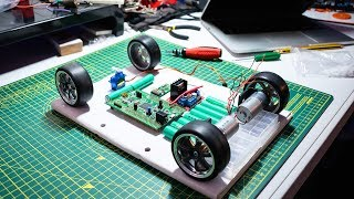 RC Car Build pt.3 - Prototype Design