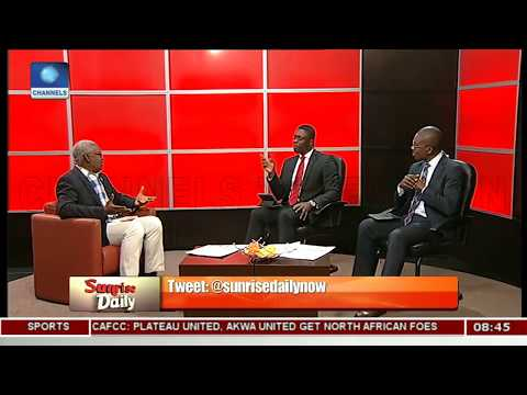 Security Situation: Forget Blame Game,Face Reality, Nya Etok Advises Pt.3 |Sunrise Daily|