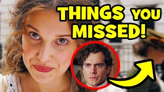 5 HUGE Things You Missed In The Ending of ENOLA HOLMES! 🔎🕵️‍♀️