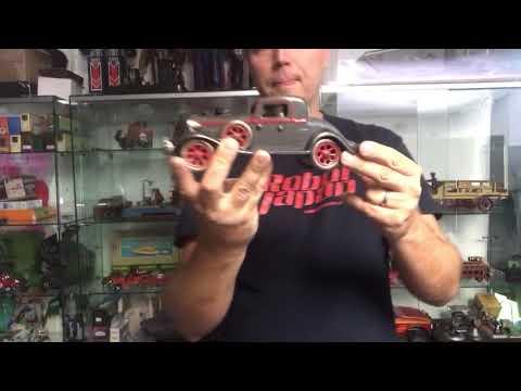 Arcade Toys Rio car review.