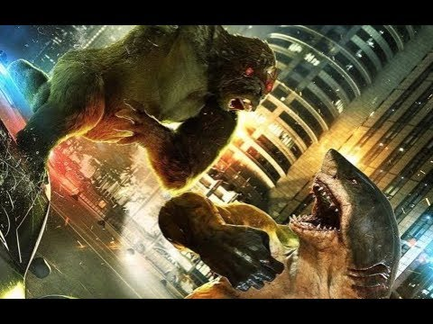 The Flash ⚡  King Shark VS Gorilla Grodd  ⚡ Natural