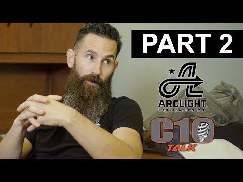 Aaron Kaufman & C10 Talk  PART 2