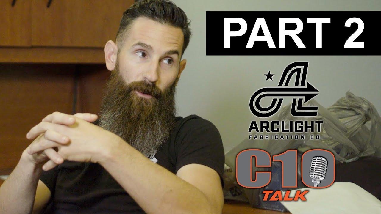 Aaron Kaufman C10 Talk Part 2