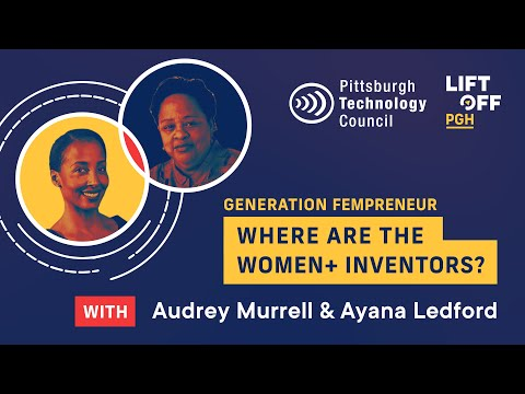 Business as Usual: Where are the women inventors? With Audrey Murrell & Ayana Ledford