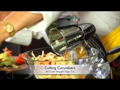 Saladmaster Machine Promo Video