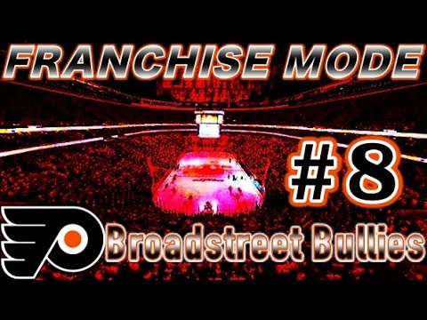 "NHL 17 Franchise | Philadelphia ep. 8 ""Trade Time?"""
