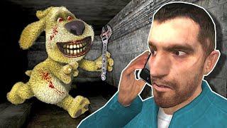 CREEPY TALKING BEN CAME AFTER US!  Garry's Mod Gameplay