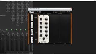 Reaper Tutorial-  Plugin parameters show on track panel