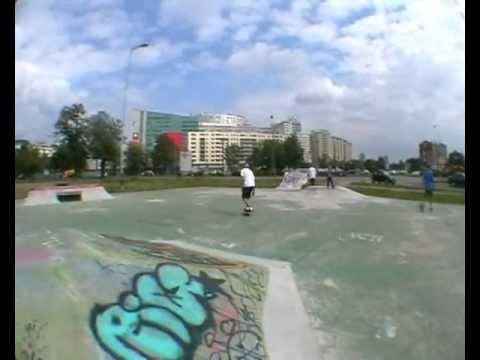 Piotrek skatepark wilanowska