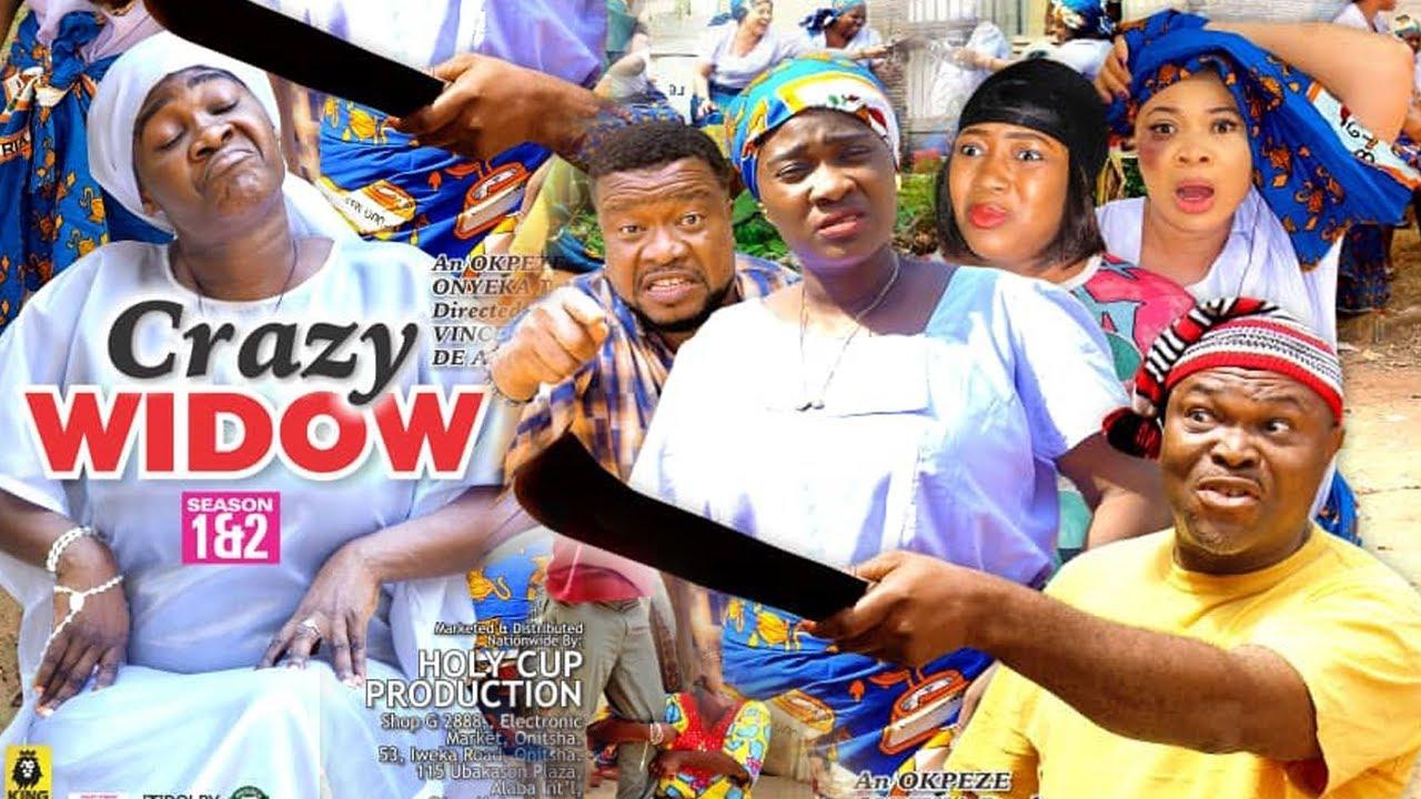 Download CRAZY WIDOW SEASON 1 {NEW HIT MOVIE} - MERCY JOHNSON|2021 MOVIE|lATEST NIGERIAN NOLLYWOOD MOVIE
