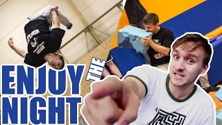 ENJOY THE NIGHT VE FREESTYLE KOLBENCE | TARY POZVÁNKA