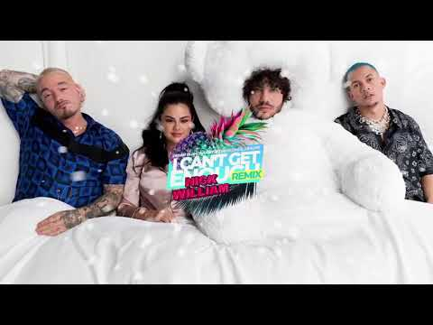 benny blanco Tainy Selena Gomez J Balvin - I Can&39;t Get Enough Nick Willliam Remix