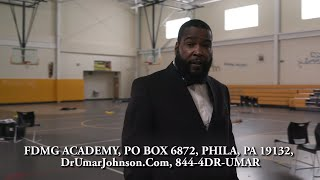 Dr Umar Johnson FDMG Academy Official Announcement: PHASE ONE COMPLETE The Building.