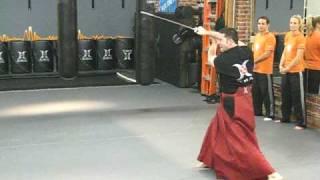 XMA HQ Sword Demo