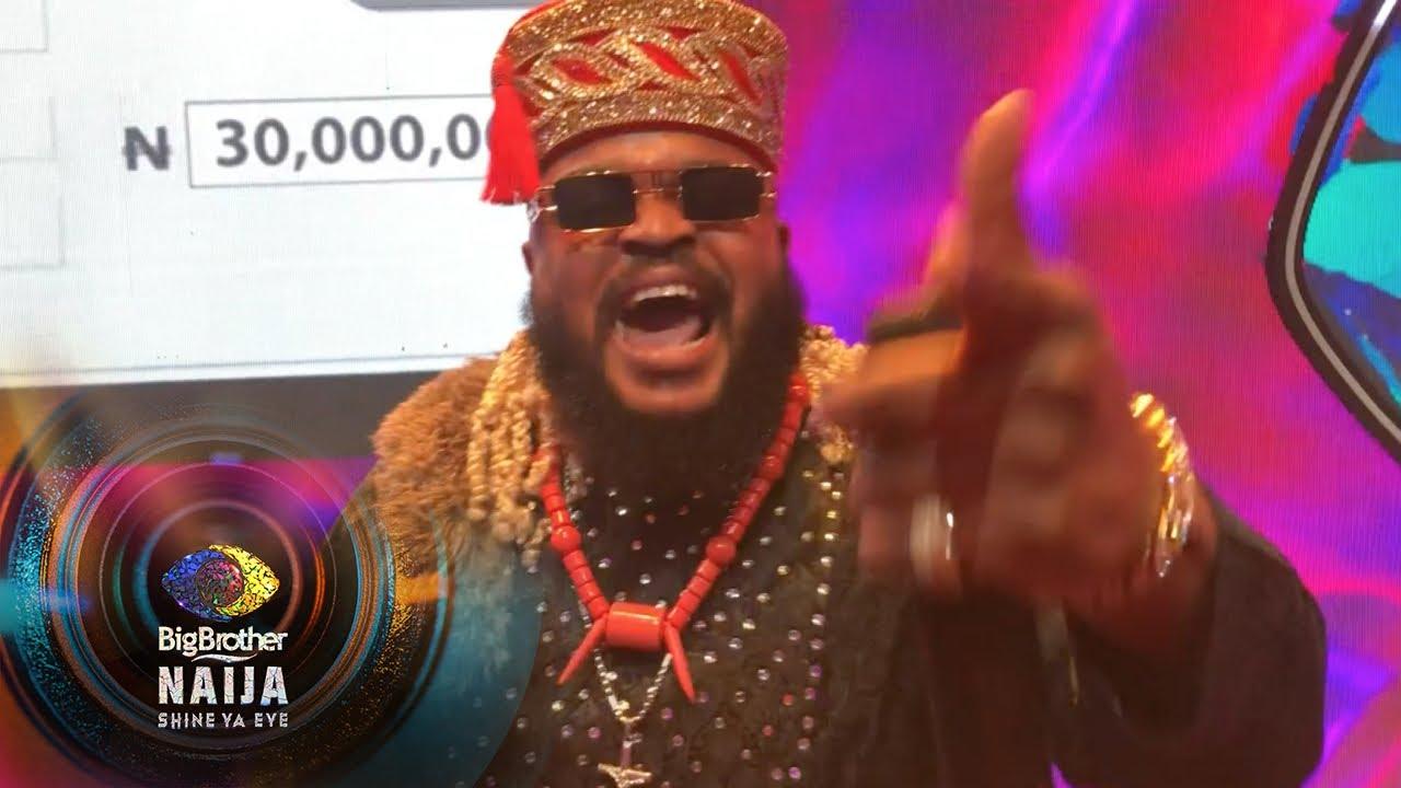Download Finale: Whitemoney wins Season 6! – BBNaija | Big Brother: Shine Ya Eye | Africa Magic