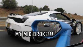 LYFT Lamborghini