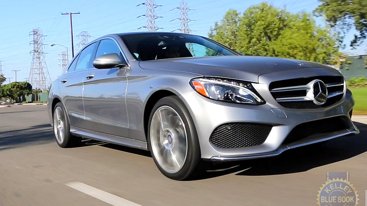 2017 mercedes-benz c-class - review and road test - youtube