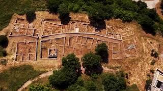 Mία αρχαία πολιτεία στο Παλατιανό Κιλκίς-Eidisis.gr webTV