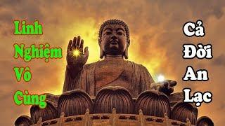 """🙏Nghe Kinh Phật Này """"Cực Kỳ Linh Nghiệm"""" Phật Tổ Ban Phước Lành Cả Đời✅"""