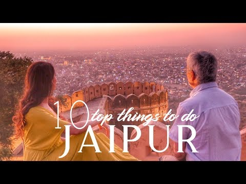 Best JAIPUR PLACES to see | TRAVEL VLOG IV