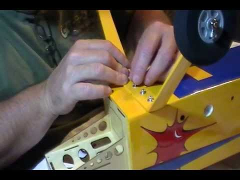 Part 3 Building The Matt Chapman Eagle 580 Part 3