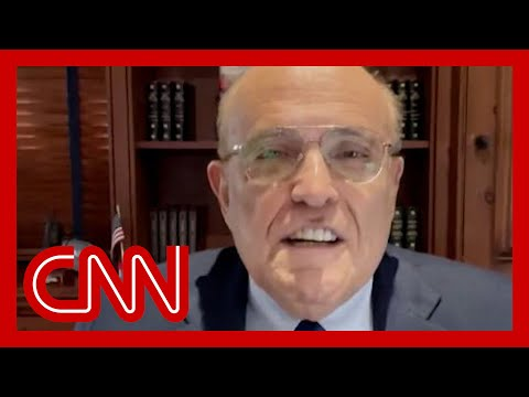 See Rudy Giuliani's first Cameo messages
