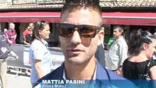 Icaro TV. Alex De Angelis e Mattia Pasini tornano in pista a Misano