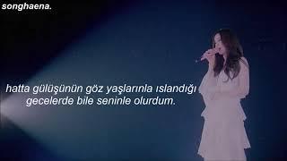 Türkçe Altyazılı  Jisoo - Yuki No Hana  Snow Flower