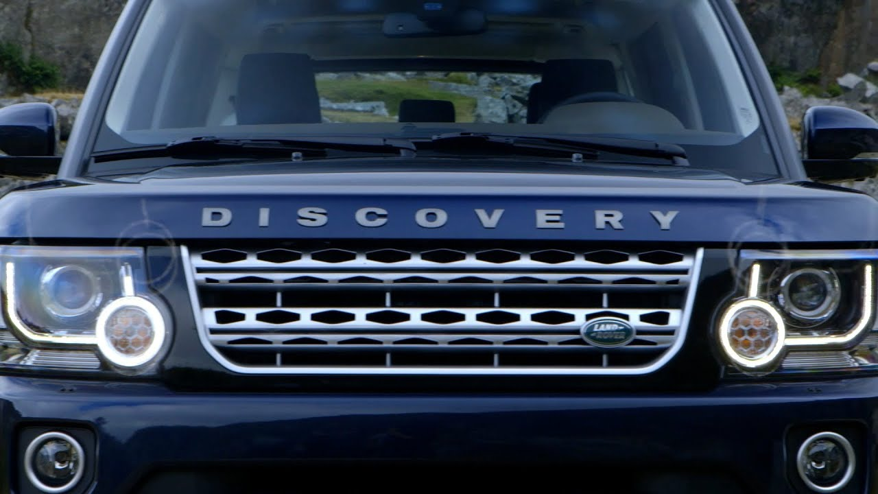 NEW 2014 Land Rover Discovery