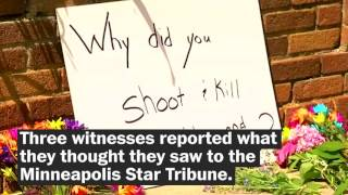 What we know about the Minneapolis police shooting that killed a bride-to-be